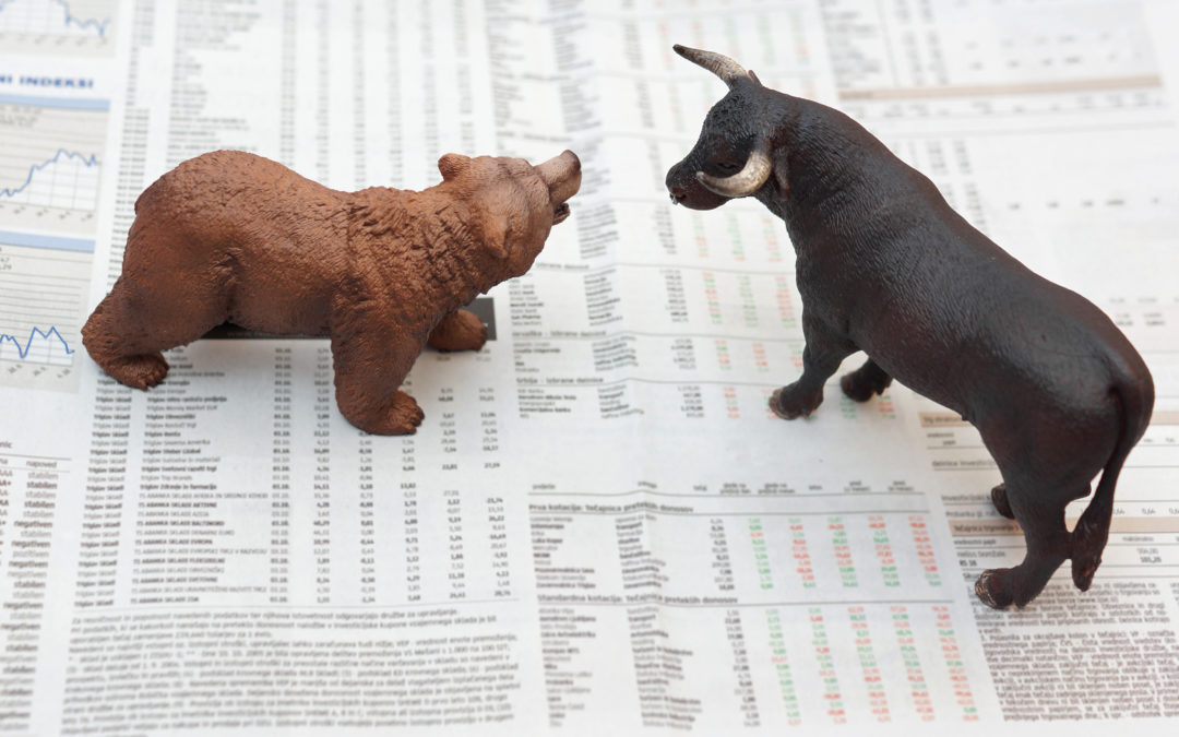 If You're In or Near Retirement, Here's How to Prepare For and Manage the Next Bear Market
